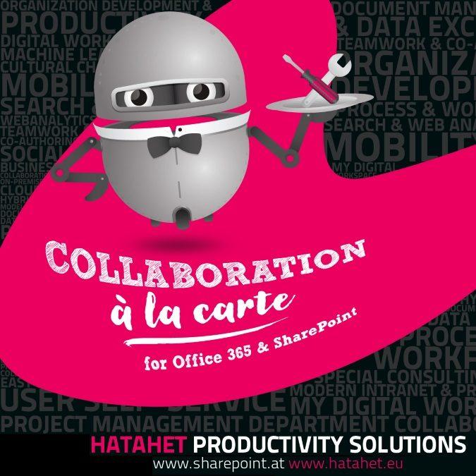 20161114 Pressemeldung: HATAHET präsentiert innovativen SharePoint Blog auf Europas größter SharePoint Konferenz