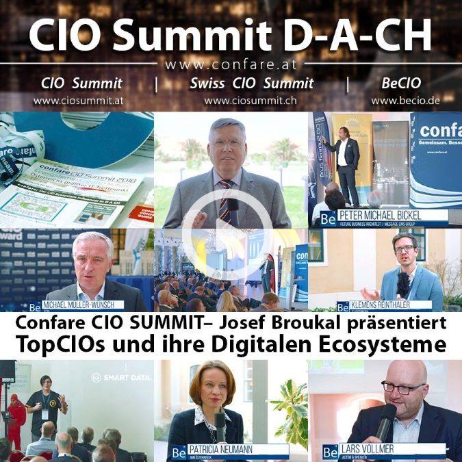 VIDEO | TopCIOs und ihre digitalen Ecosysteme