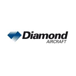 Logo Wall   Diamond Aircraft